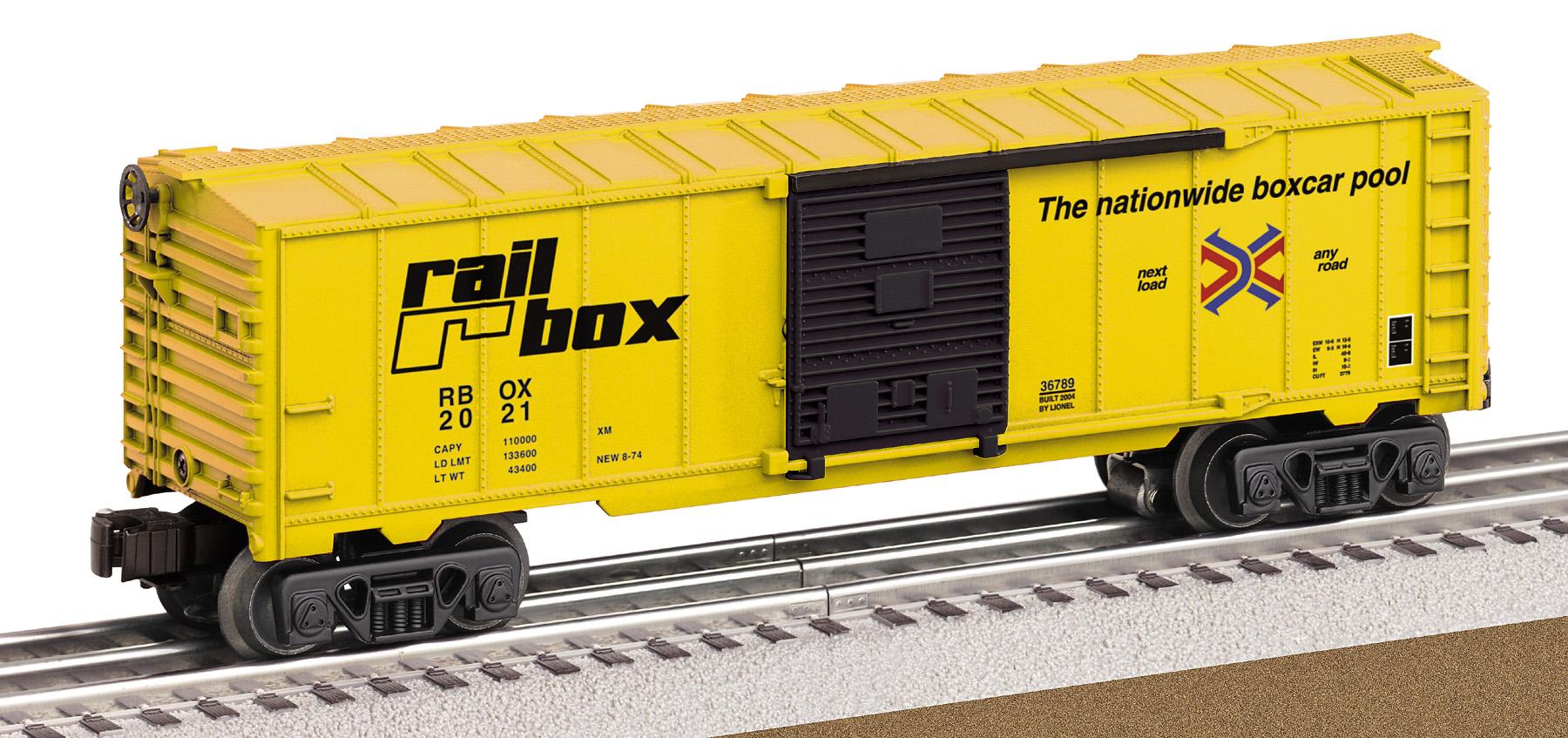 Novo Na Caixa Lionel Train 6-36889 PRR Barril Rampa Carro Com 8 barris de madeira Escala O Gauge