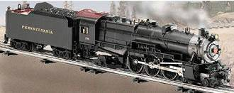 "As the words ""New York Central"" will conjure images of majestic Hudsons,  ""Pennsylvania Railroad"" immediately manifests visions of gallant K4  Pacifics."