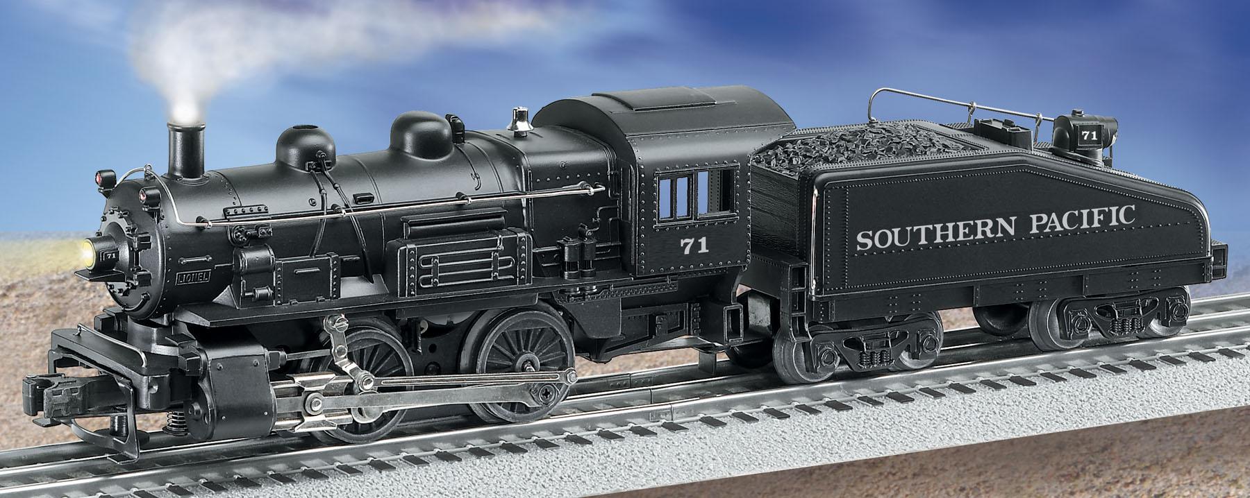 Locomotive Parts Catalog : Southern pacific steam locomotive