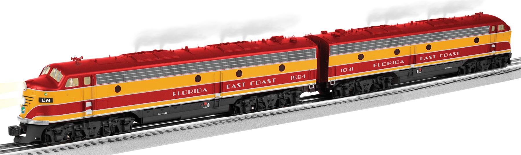 East Coast Diesel >> Florida East Coast Legacy Scale E9 A A Diesel