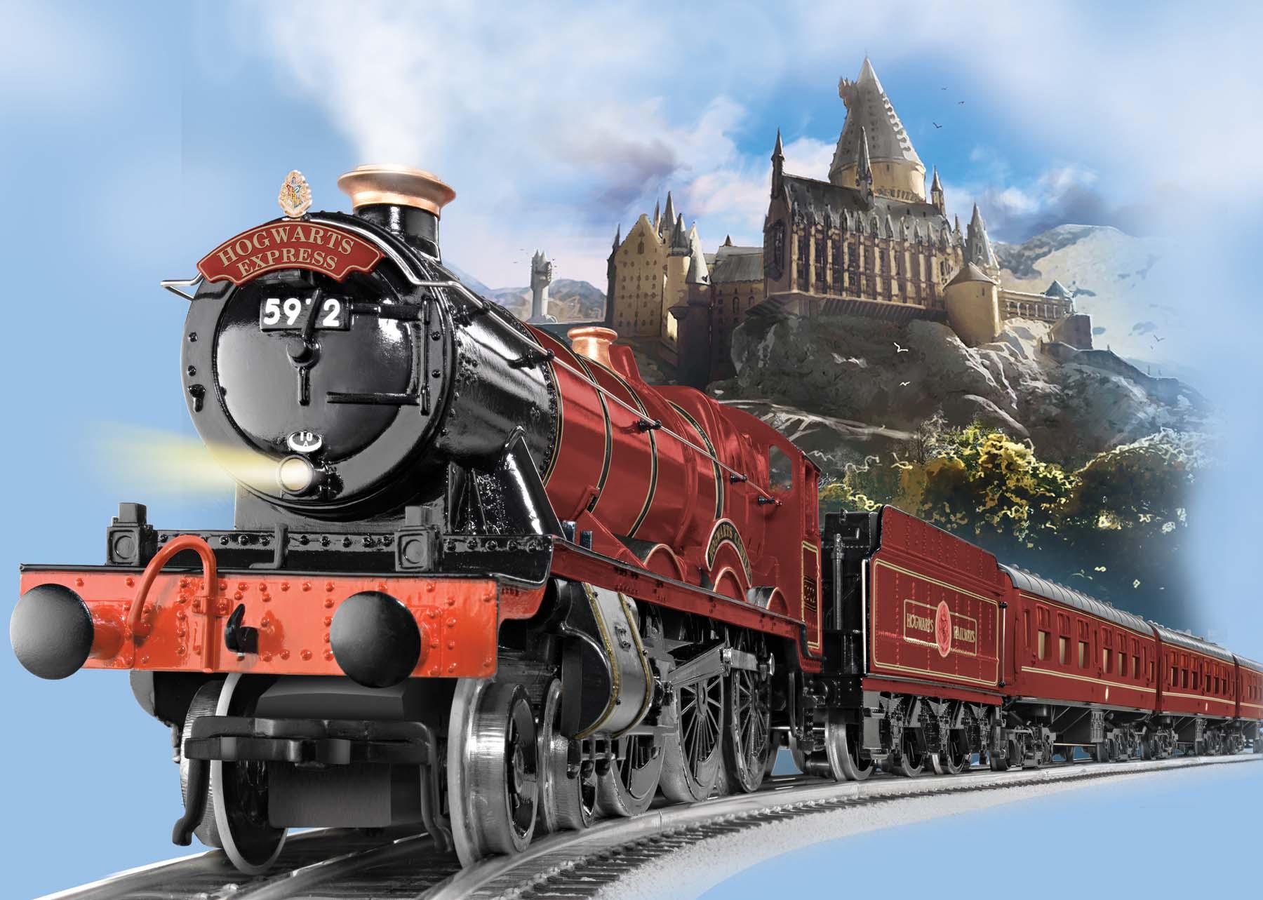 Harry Pottertm Hogwartstm Express O Gauge 4 6 0 Conv
