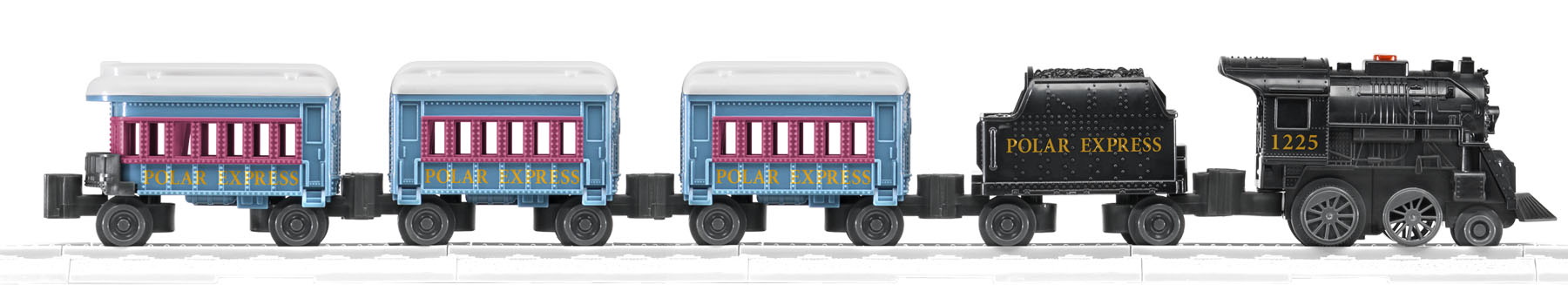 Lionel Lines Christmas Train Set