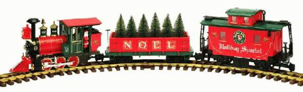there is nothing more festive than a lionel large scale train set under the tree at christmas you wont want to miss out on lionels holiday special
