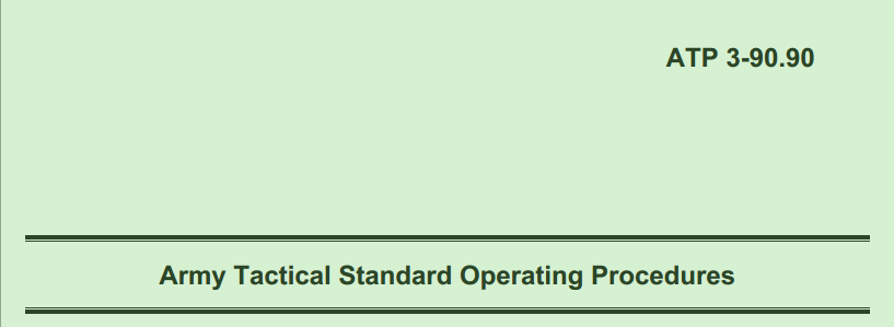 The Standard Operating Procedures on How to Make Standard Operating Procedures