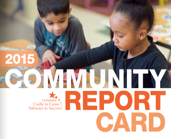 2015 Community Report Card