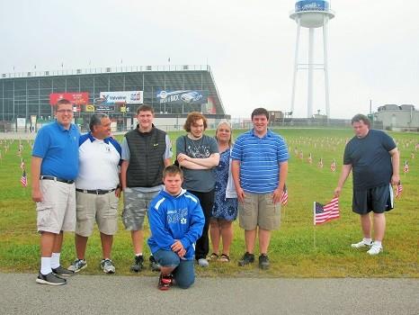 ATSS at MI Speedway