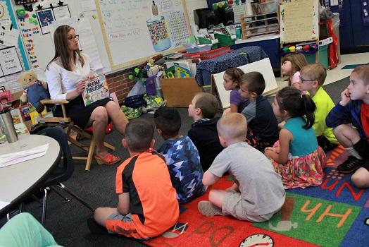 Amanda Morris Coaches Lenawee County Teachers for Literacy Impact