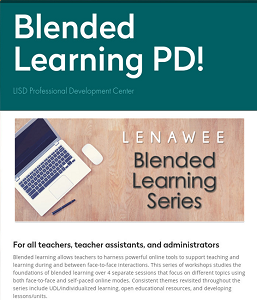 Blended Learning PD Opportunity