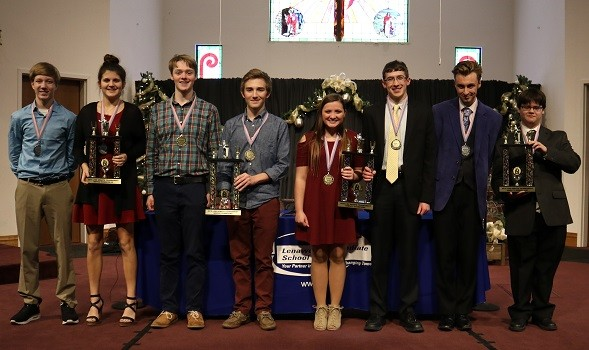 Lenawee County Debate Tournament Held on December 13-14