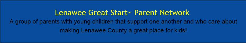 Great Start Parent Network