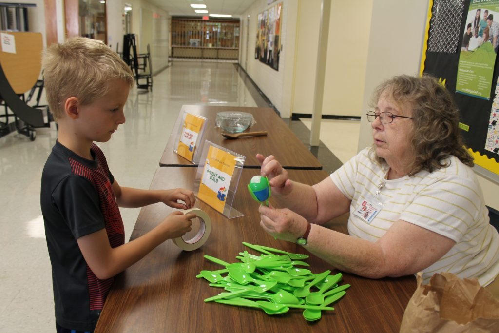 The LISD, working through the Lenawee Cradle to Career (C2C) Reading by Third Network, will host four weekly Literacy Lab POP-UP events for kids throughout the summer.