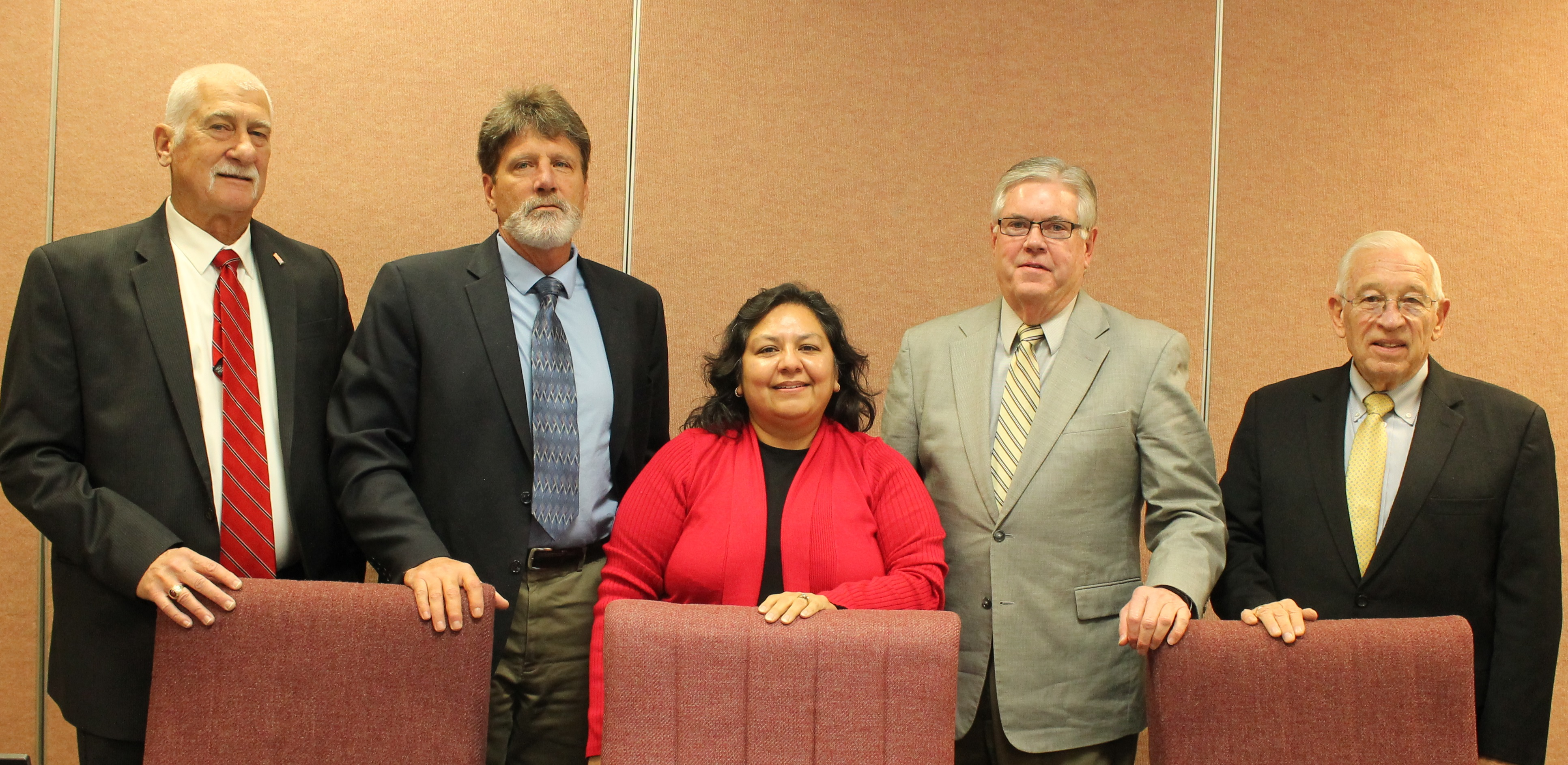 LISD Board of Education 2016-17