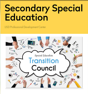 Secondary Special Education Transition Council on Feb. 9