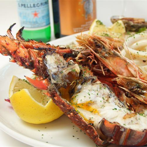 Crayfish dish