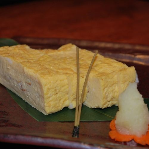 Japanese omelete