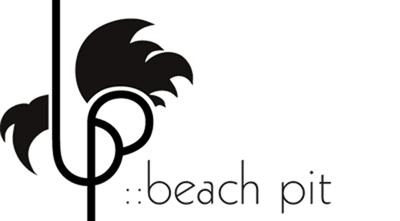 Beach Pit Logo