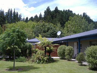 Tarawera river lodge motel