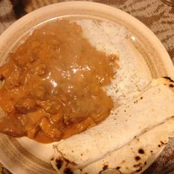 Another photo of Butter Chicken from Marianna