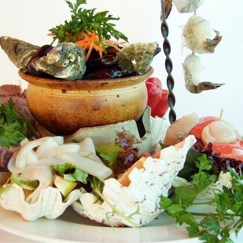 Villa Picasso Seafood