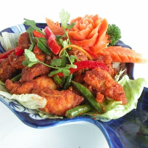 Delicious Thai dish