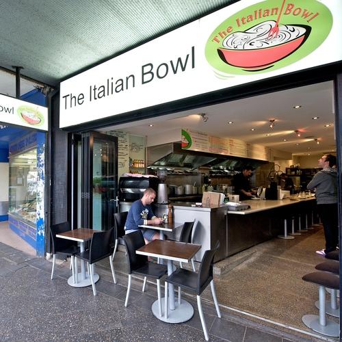 the italian bowl in newtown inner west homebush sydney. Black Bedroom Furniture Sets. Home Design Ideas