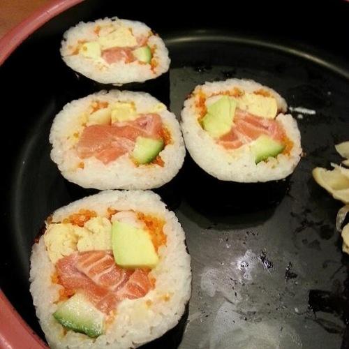 Sushi at Donto Sapporo