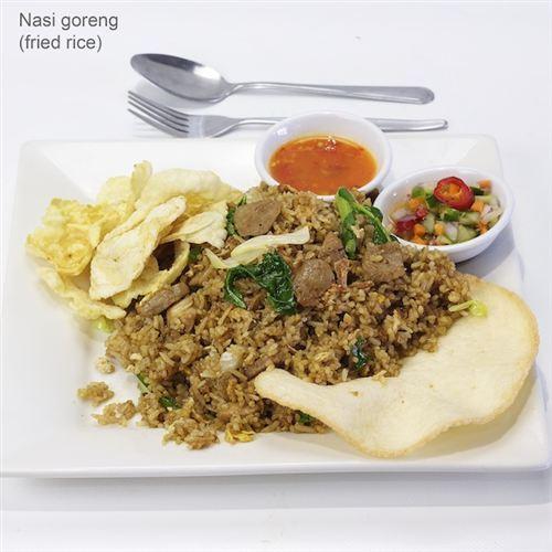 Masakan Indonesia food