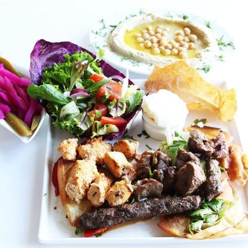 Mediteranian dish