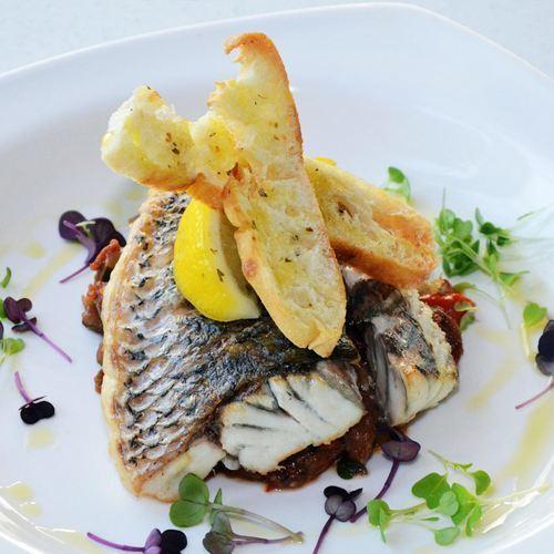Kapsali Mediterranean Seafood