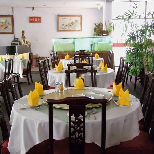 New Chinese Garden Seafood Restaurant