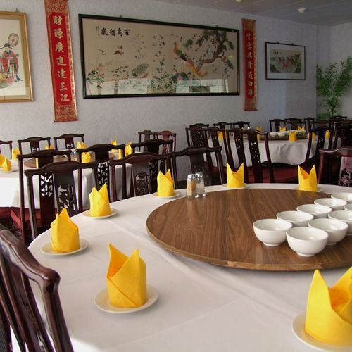 New Chinese Garden Seafood Restaurant