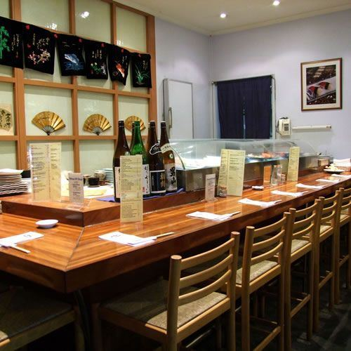Oshin Japanese Restaurant City