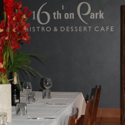 16th on Park Bistro and Dessert Cafe