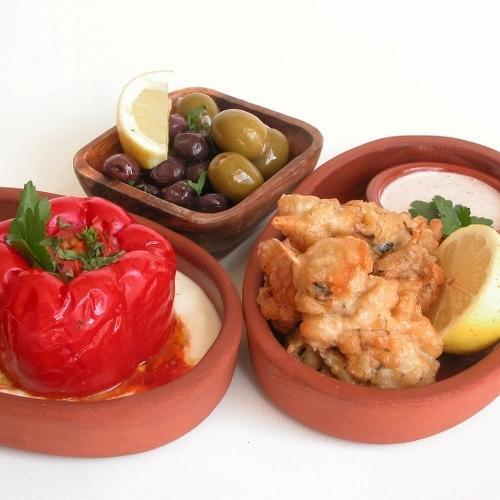 European dish