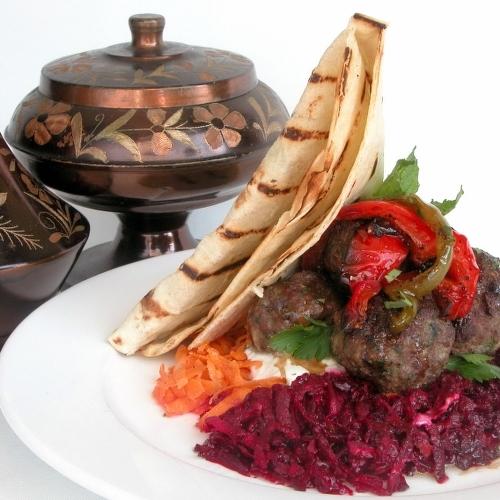 Mediterranean dish
