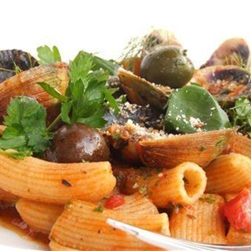 Seafood Penna