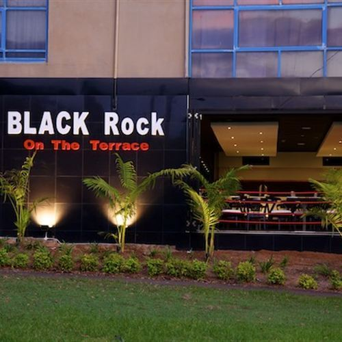 Black Rock On The Terrace
