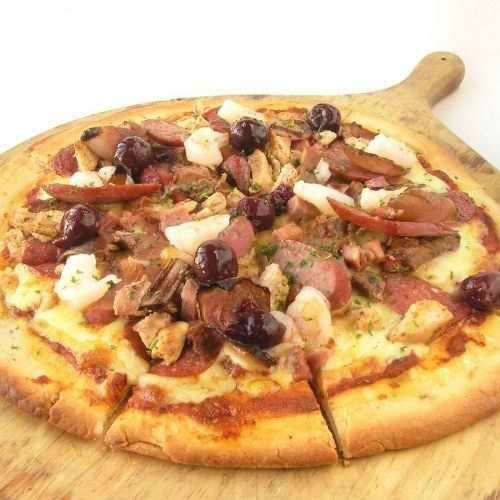 Topping Mad Pizza