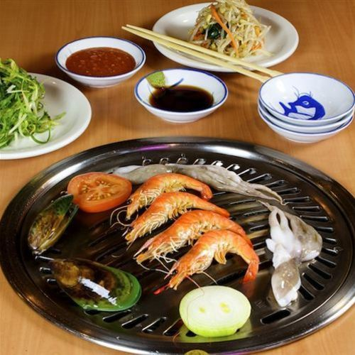Korean restaurants in sydney menus photos book for Amania indian cuisine