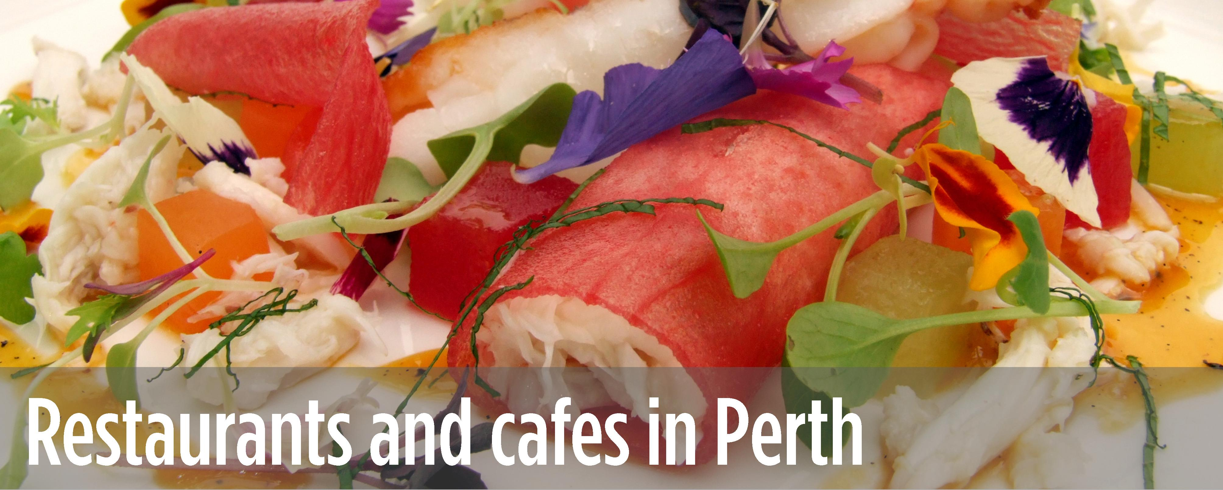 Restaurants & Cafes in Perth