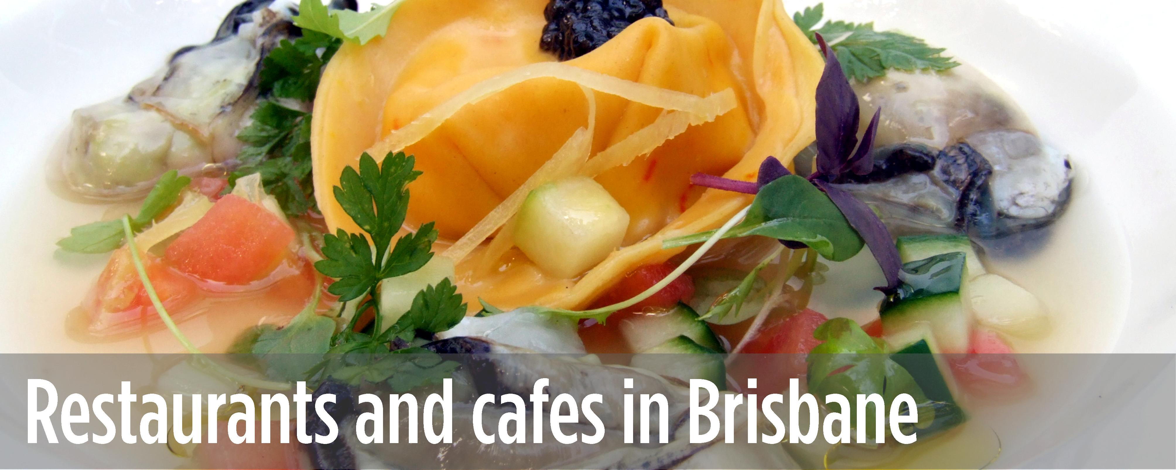Brisbane Restaurant Guide and Directory