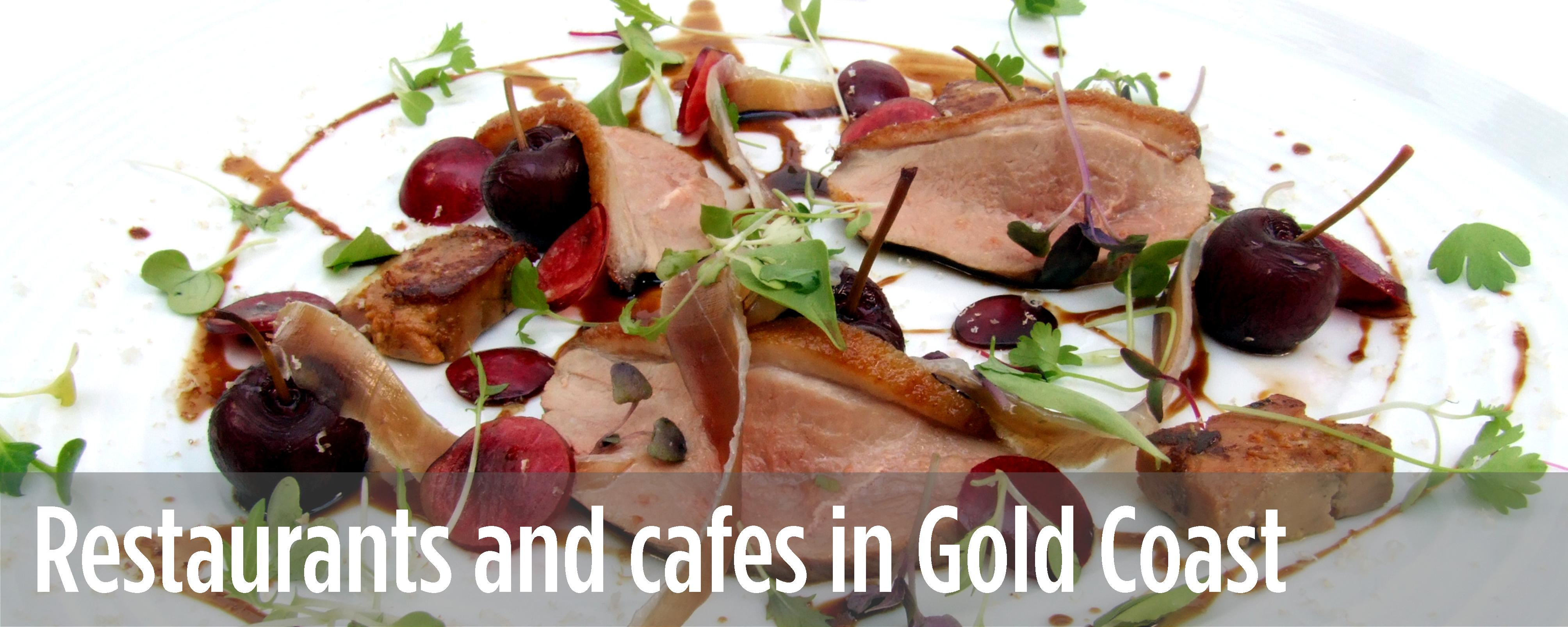Gold Coast Restaurant & Cafe Guide Directory