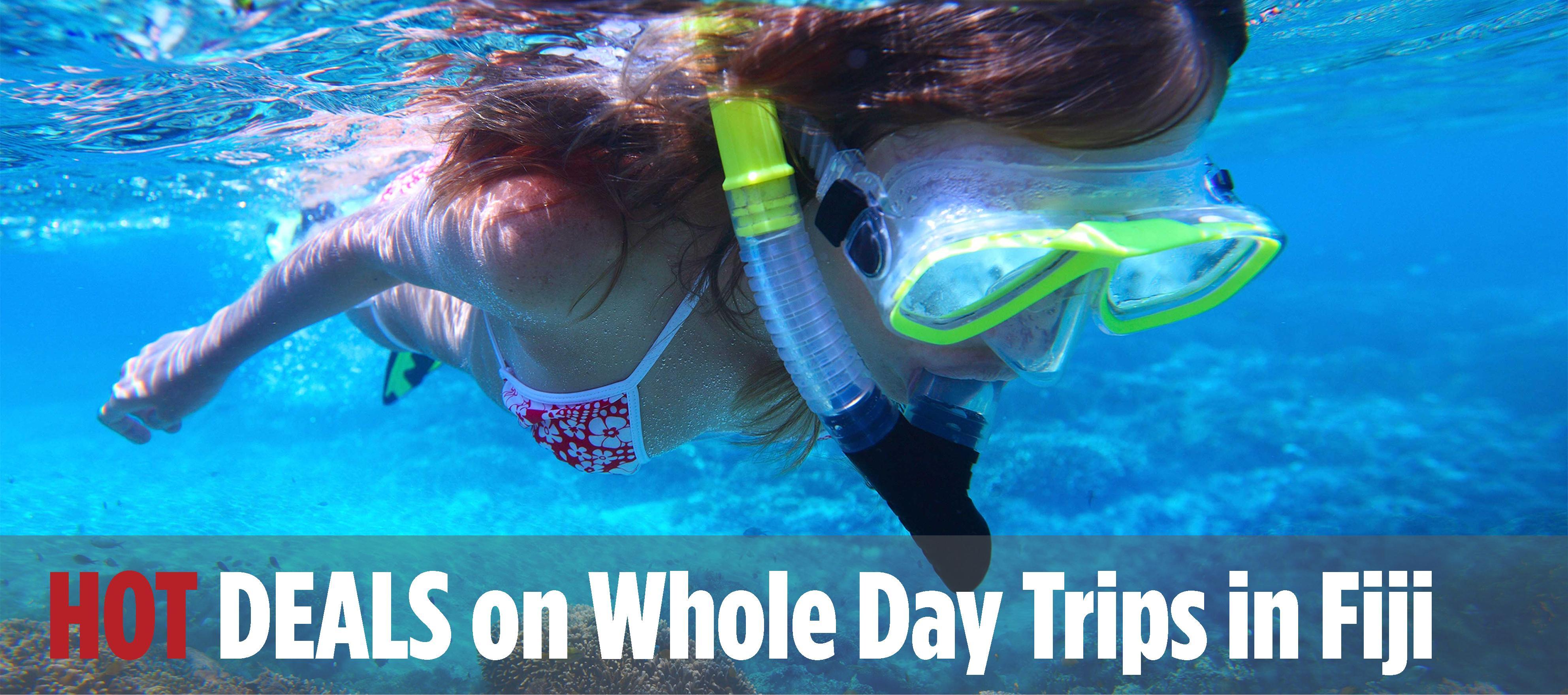Full Day Trip in Fiji