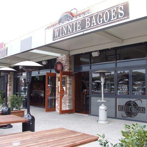 Winnie Bagoes Ferrymead