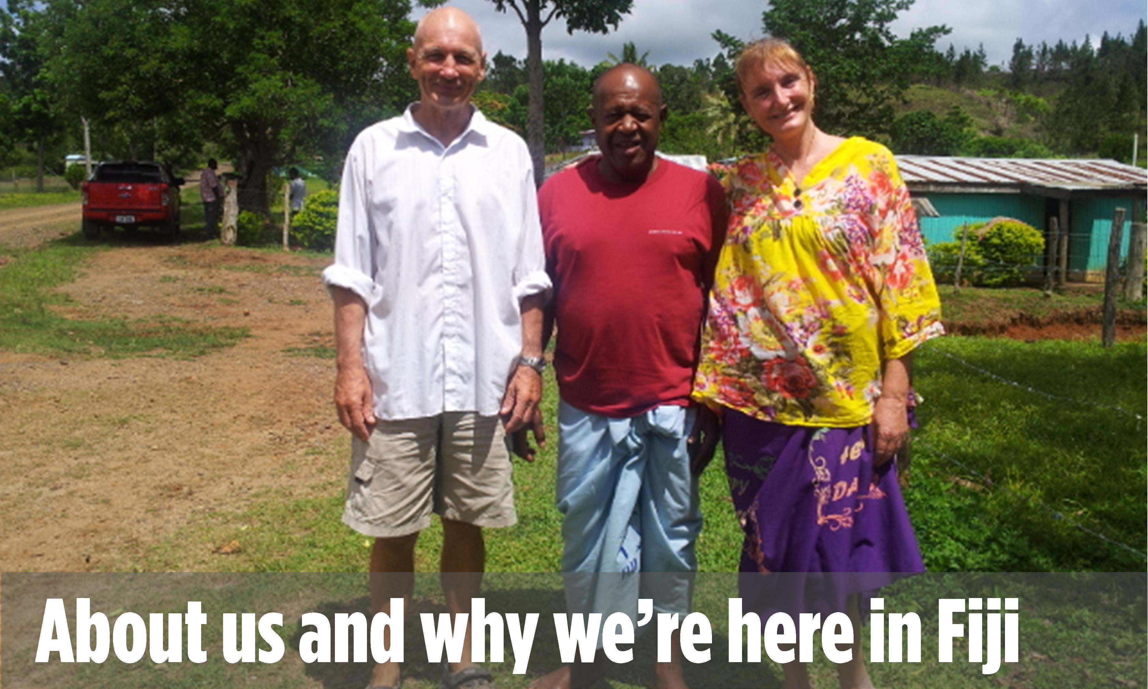 About us in Fiji
