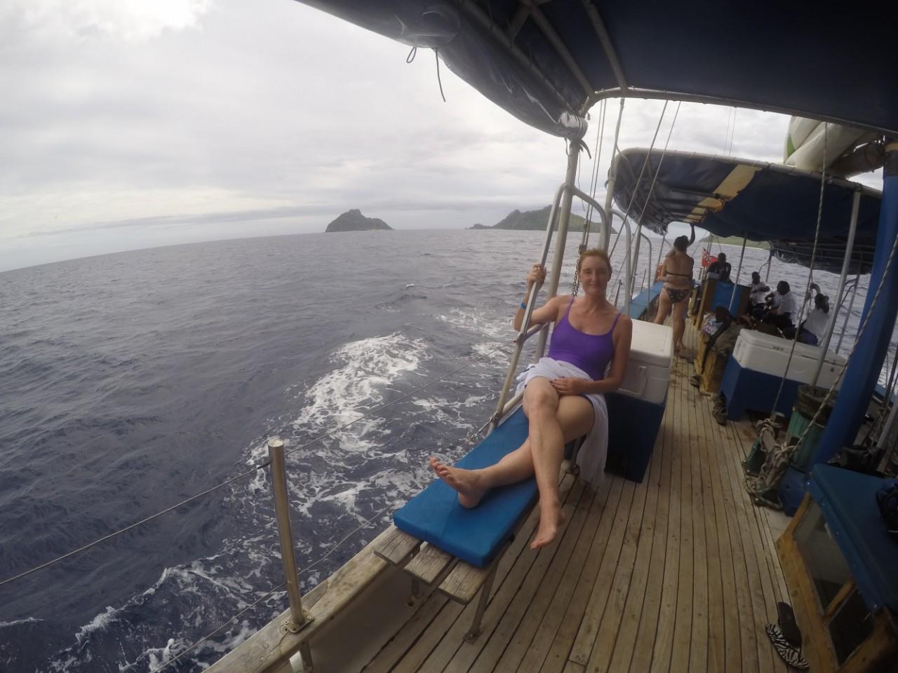 Seaspray Trip