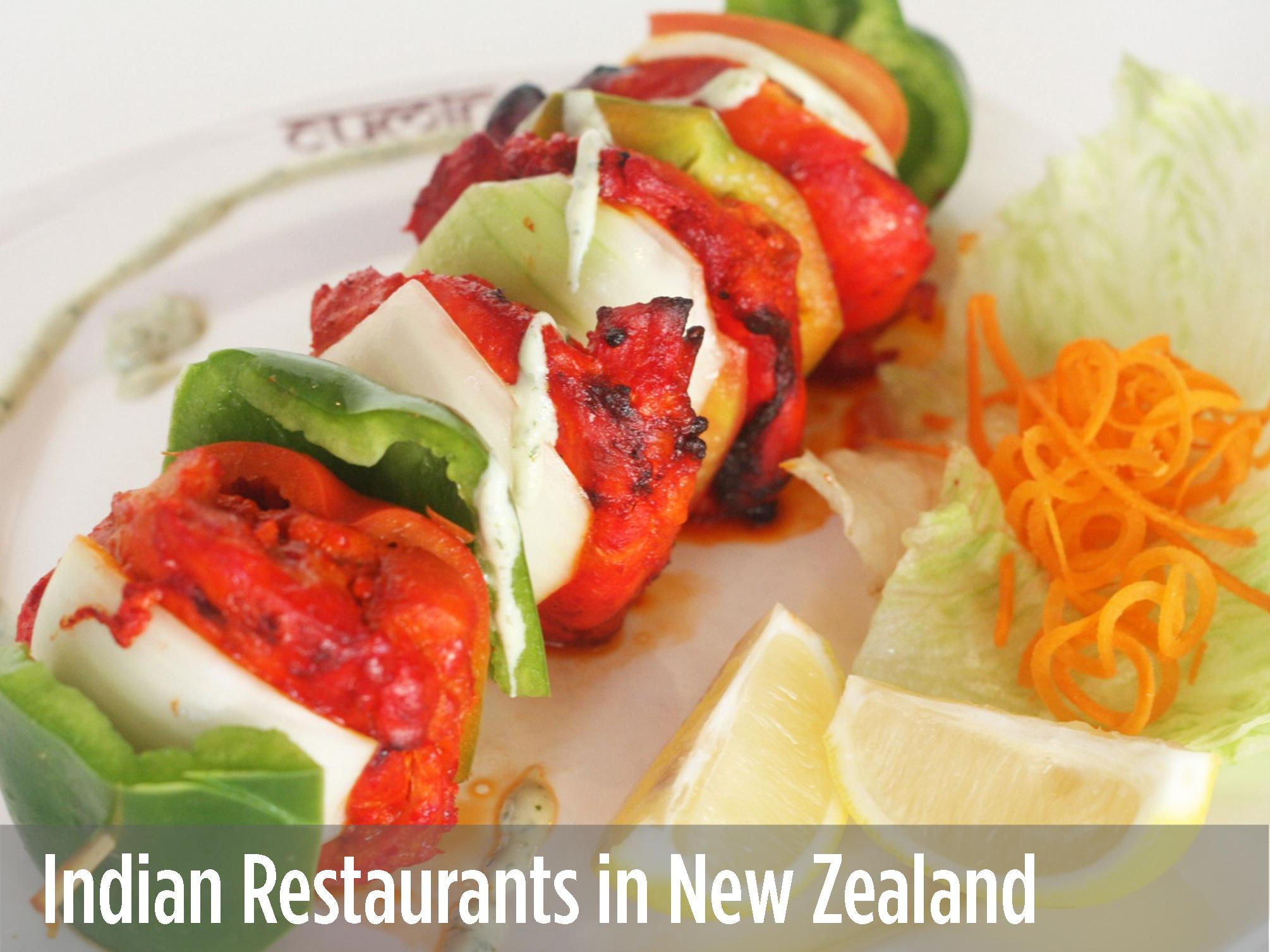 Indian Restaurants in New Zealand