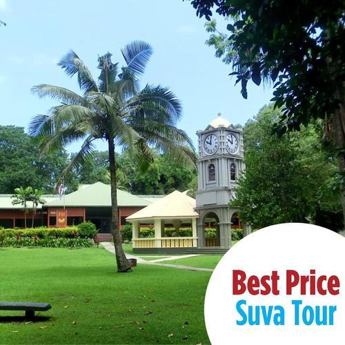 Suva City Sightseeing Tour Fiji