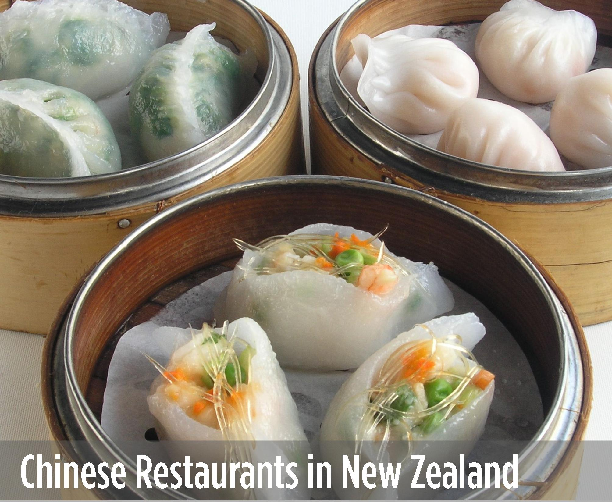 Chinese Restaurants in New Zealand