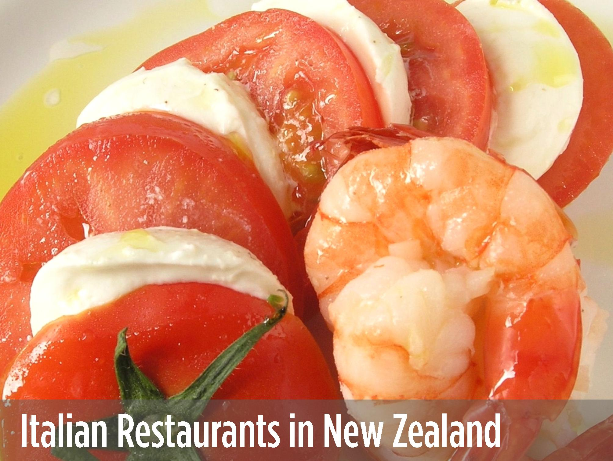 Italian Restaurants in New Zealand